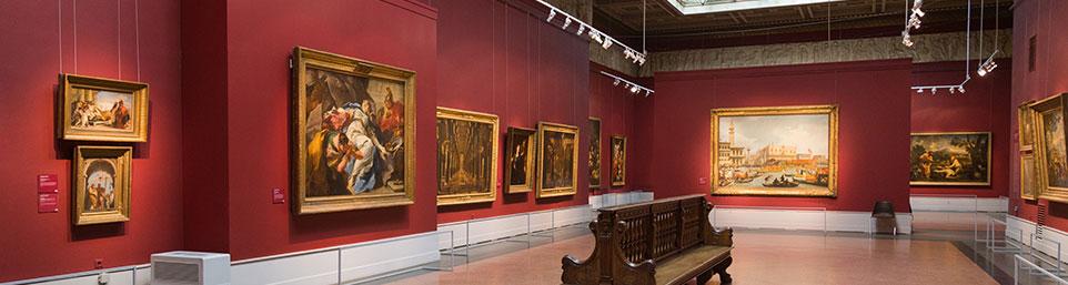Nejslavnější muzea a galerie v Rusku