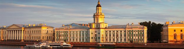 památky Petrohrad