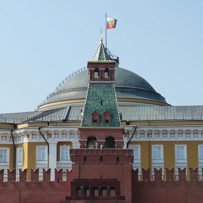 Mauzoleum Vladimíra Iljiče Lenina