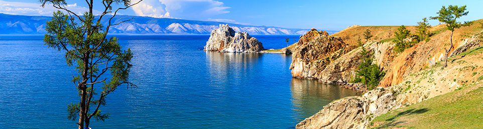 Jezero Bajkal láká turisty z celého světa