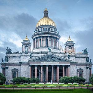 Katedrála svatého Izáka