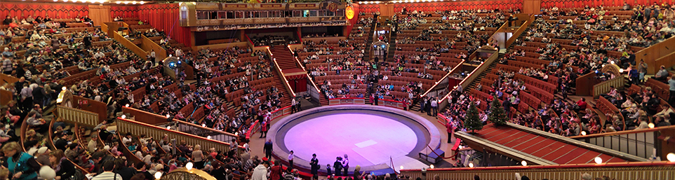 Nenechte si ujít návštěvu Moskevského státního cirkusu!