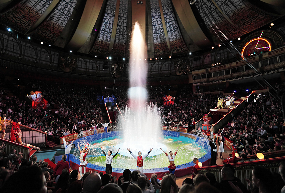 moskevský cirkus