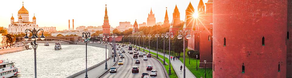 Zkuste nevšední cestu do Ruska autem