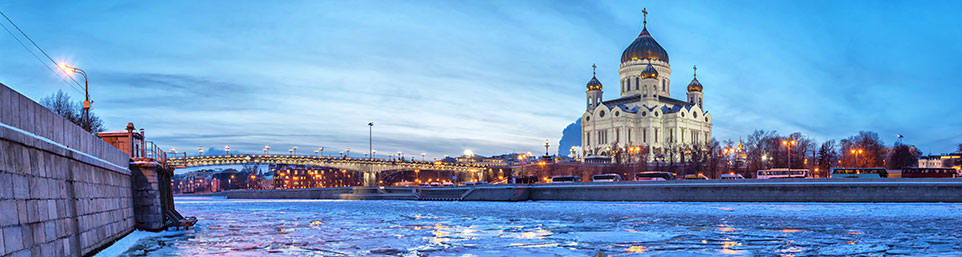 Jaká místa navštívit v evropské části Ruska?