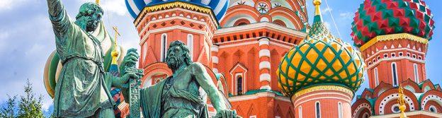 zájezdy do Ruska
